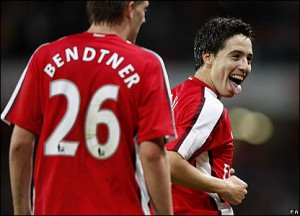 Nasri celebrates two in two home games